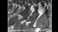 في المؤتمر التأسيسي لاتحاد الحقوقيين العرب من اليمين : الأول الدكتور اكرم نشات والثالث السيد عبدالحسين الجمالي وكيل وزارة الخارجية والخامس السيد شبيب المالكي أمين عام الاتحاد والسادس الدكتور منذر الشاوي وزير العدل