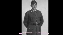 الدكتور اكرم نشات ابراهيم ملازم في الجيش سنة 1939